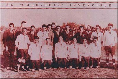 Colo Colo 1925