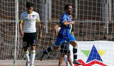 San Marcos de Arica vs. Colo Colo